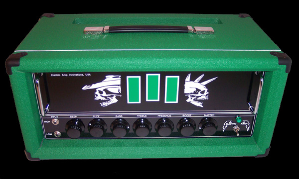 GREEN Amp from ELECTRI...